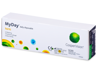 MyDay daily disposable toric (30 db lencse)