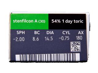 MyDay daily disposable toric (30 db lencse) - Tórikus kontaktlencsék