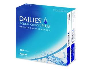 Dailies AquaComfort Plus (180db lencse) - Korábbi csomagolás