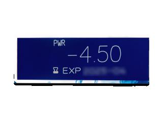 Dailies AquaComfort Plus (180db lencse) - Paraméterek előnézete
