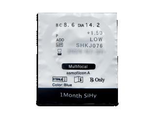 Miru 1 Month Menicon Multifocal (6 lencse) - Buborékcsomagolás előnézete