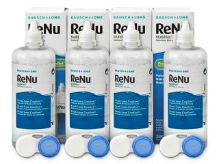 ReNu MultiPlus kontaktlencse folyadék 4x360ml  - Korábbi csomagolás