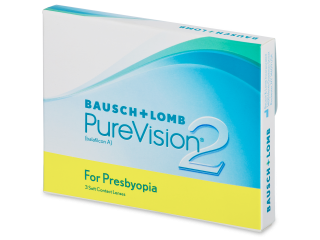 PureVision 2 for Presbyopia (3db lencse)