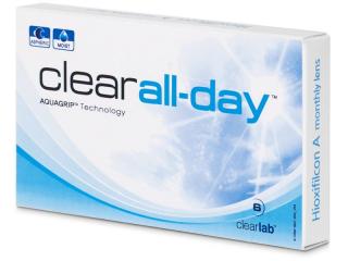 Clear All-Day (6db lencse) - Havi kontaktlencsék