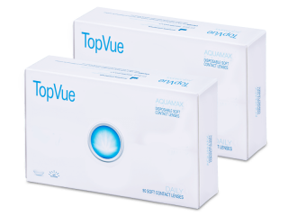 TopVue Daily (180db lencse) - Napi kontaktlencsék