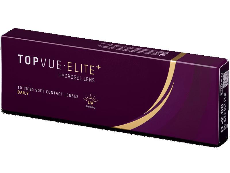 TopVue Elite+ (10 db lencse) - Napi kontaktlencsék