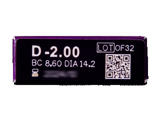 TopVue Elite+ (10 db lencse) - Paraméterek előnézete