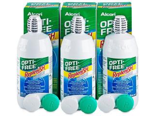 OPTI-FREE RepleniSH kontaktlencse folyadék 3x300ml  - Korábbi csomagolás