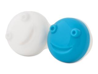 Lencsetartó a vibráló lencsetisztítóhoz - kék