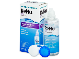 ReNu MPS Sensitive Eyes 120 ml ápolószer