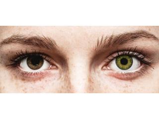 Air Optix Colors - Gemstone Green - dioptria nélkül (2 db lencse)