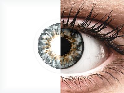 Air Optix Colors - Grey - dioptriával (2 db lencse)