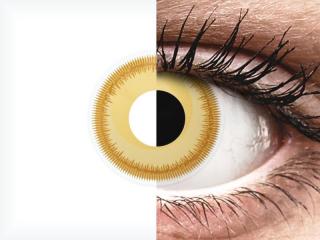 ColourVUE Crazy Lens - Avatar - dioptria nélkül (2 db lencse)