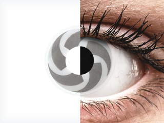 ColourVUE Crazy Lens - Blade - dioptria nélkül (2 db lencse)