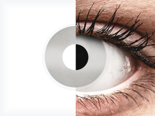 ColourVUE Crazy Lens - Mirror - dioptria nélkül (2 db lencse)