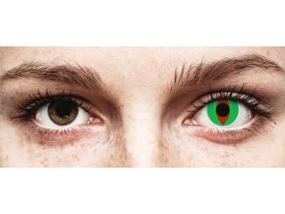 ColourVUE Crazy Lens - Raptor - dioptria nélkül (2 db lencse)