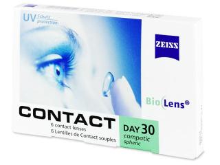 Carl Zeiss Contact Day 30 Compatic (6db lencse) - Havi kontaktlencsék