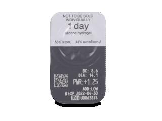 Clariti 1 day multifocal (30 lencse) - Buborékcsomagolás előnézete