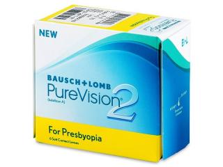 Purevision 2 for Presbyopia (6 db lencse) - Korábbi csomagolás
