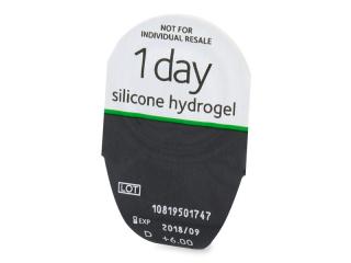 MyDay daily disposable (30db lencse) - Buborékcsomagolás előnézete