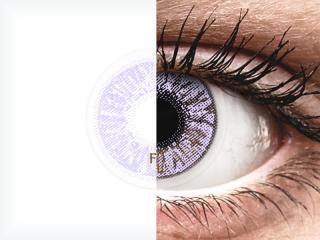 FreshLook Colors Violet - dioptria nélkül (2 db lencse)