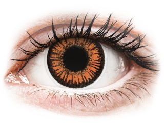 ColourVUE Crazy Lens - Twilight - dioptria nélkül napi lencsék (2 db lencse)