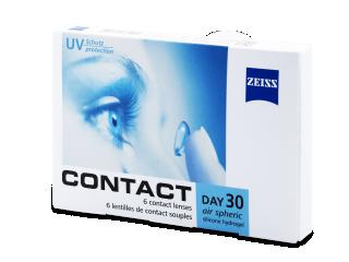 Zeiss Contact Day 30 Air (6 db lencse) - Havi kontaktlencsék