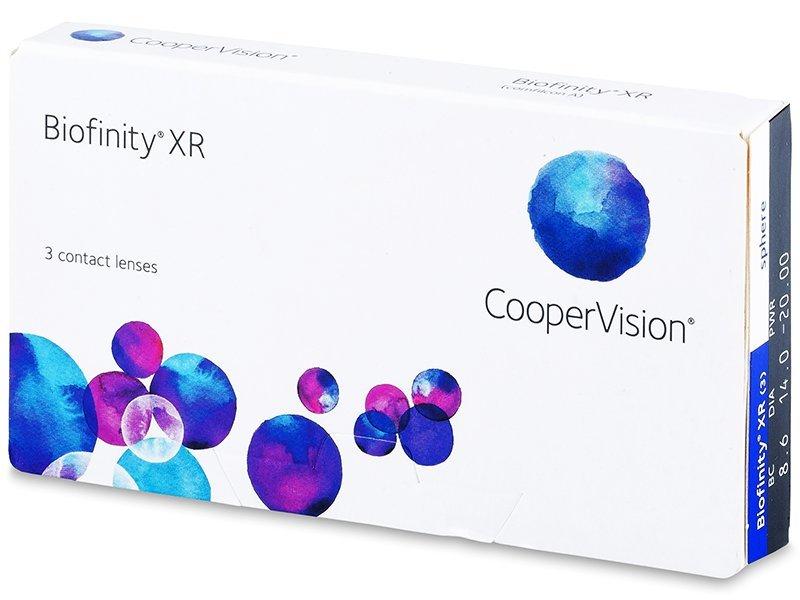 Biofinity XR (3db lencse) - Havi kontaktlencsék