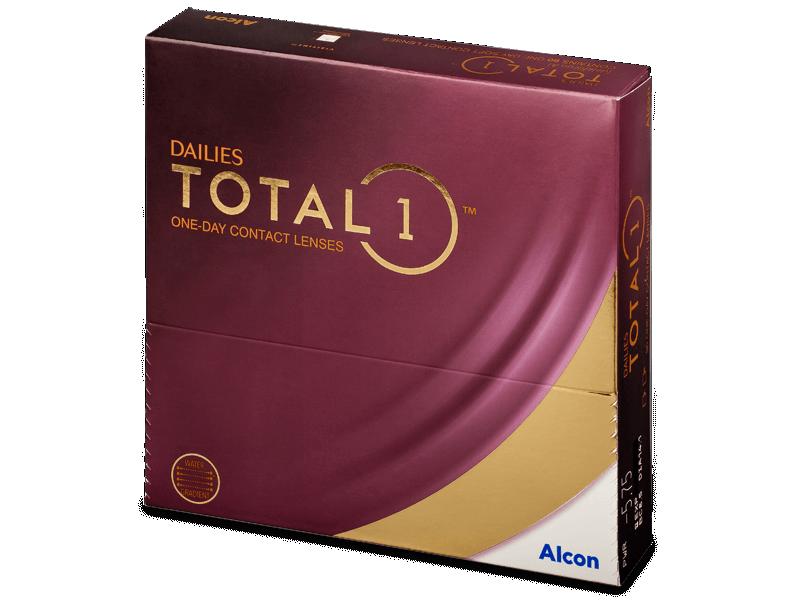 Dailies TOTAL1 (90db lencse) - Napi kontaktlencsék