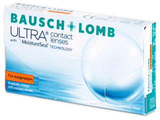 Bausch + Lomb ULTRA for Astigmatism (6 db lencse)