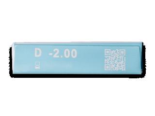 TopVue Air (6 db lencse)  - Paraméterek előnézete