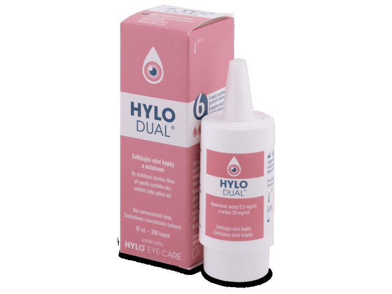 HYLO-DUAL szemcsepp 10 ml  - Szemcsepp