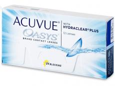 Acuvue Oasys (12db lencse) - Kétheti kontaktlencse
