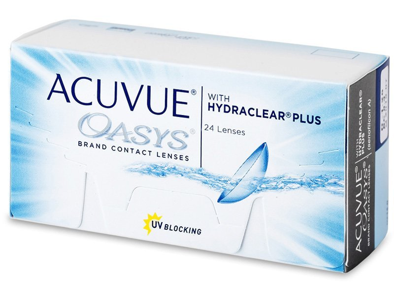 Acuvue Oasys (24 db lencse) - Kétheti kontaktlencse