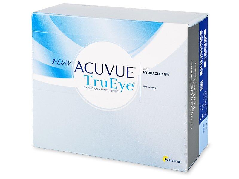 1 Day Acuvue TruEye (180db lencse) - Napi kontaktlencsék