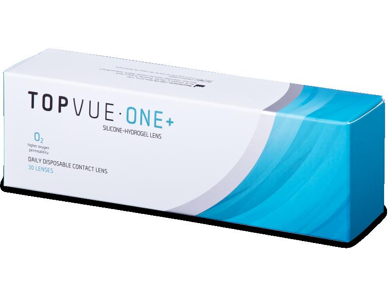 TopVue One+ (30 db lencse) - Napi kontaktlencsék