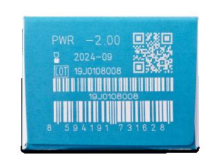 TopVue One+ (30 db lencse) - Paraméterek előnézete
