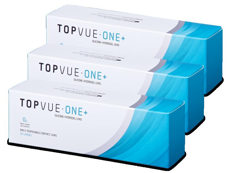 TopVue One+ (90 db lencse) - Napi kontaktlencsék