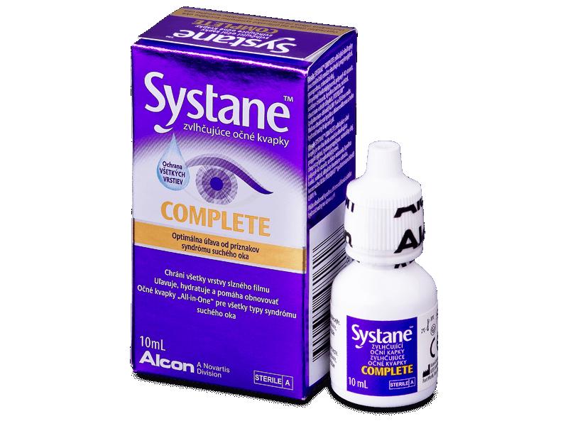 Systane COMPLETE szemcsepp 10 ml  - Szemcsepp