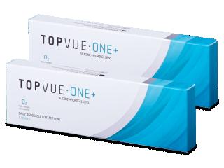 TopVue One+ (5 pár) - Napi kontaktlencsék