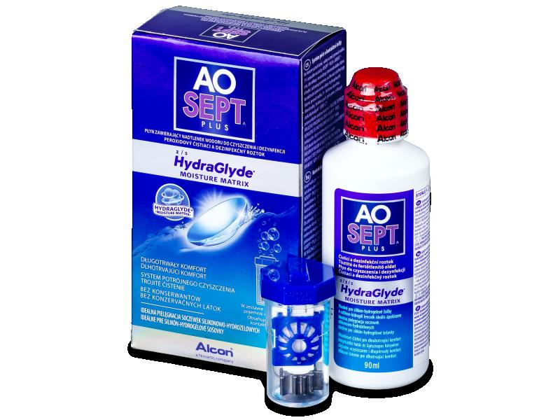AO SEPT PLUS HydraGlyde ápolószer 90ml  - Ápolószer