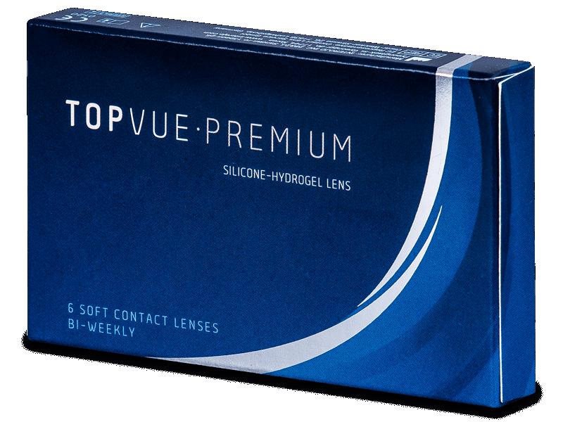 TopVue Premium (6db lencse) - Kétheti kontaktlencse