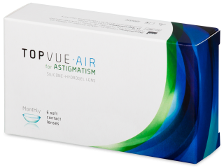 TopVue Air for Astigmatism (6 db lencse)