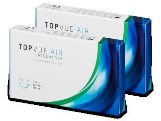 TopVue Air for Astigmatism (6db lencse) - Tórikus kontaktlencsék