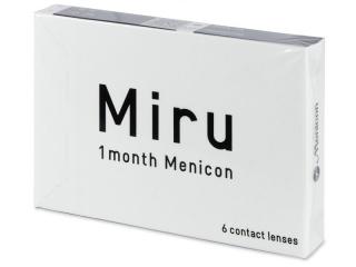 Miru 1 Month (6 db lencse) - Korábbi csomagolás