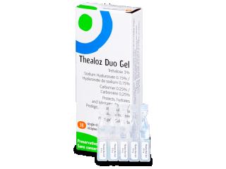 Thealoz Duo Gel szemcsepp 30x 0,4g
