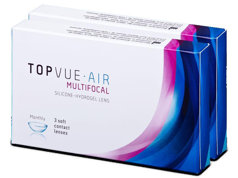 TopVue Air Multifocal (6 db lencse) - Multifokális kontaktlencsék