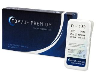 TopVue Premium (1db lencse) - Korábbi csomagolás