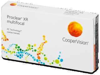Proclear Multifocal XR (6 db lencse)