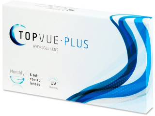 TopVue Monthly Plus (6db lencse) - Korábbi csomagolás